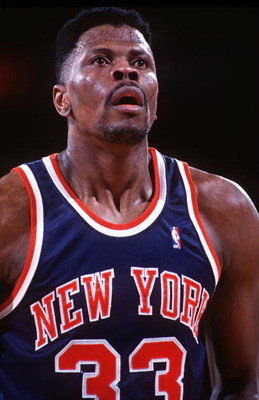 patrick ewing earn spend money quote