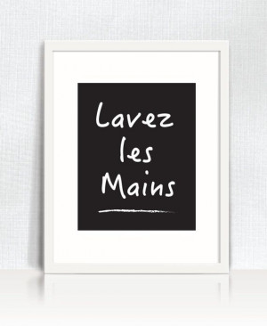 PRINTABLE Quote art // french quote french by MyLittlestPrintShop, $5 ...