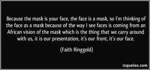 More Faith Ringgold Quotes