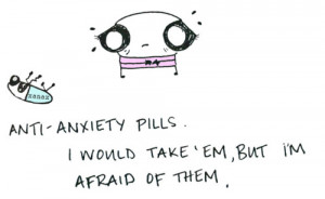 Funny Anxiety Quotes