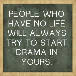 drama #life #lessons #friendship #jealousy