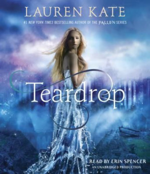 New arrival: Teardrop by Lauren Kate
