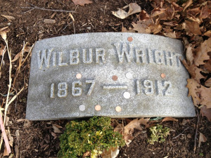 ... of historic grave markers from many generations of Dayton history