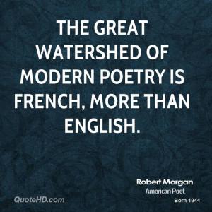 Robert Morgan Poetry Quotes