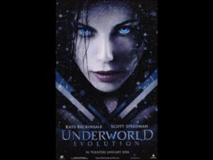 Underworld Evolution Movie (Kate Beckinsale Original) Poster Print