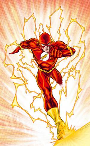The Flash: Comic Book Inspired Artwork | designrfix.com