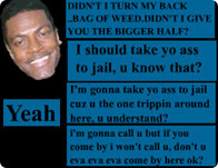 Back > Humor For > Chris Tucker Funny Quotes