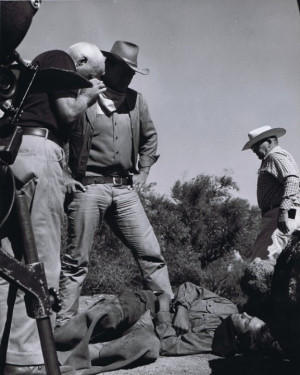 ... johnny crawford el dorado 1966 howard hawks john wayne and johnny