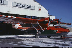Wheeler Airlines St Jovite Station Quebec