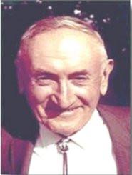 Fritz Zwicky. Image Source: Fritz Zwicky Stiftung website