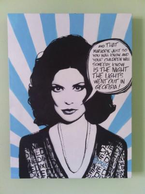 Sharp Art , sandisharpart.com , Dixie Carter , Designing Women , Julia ...