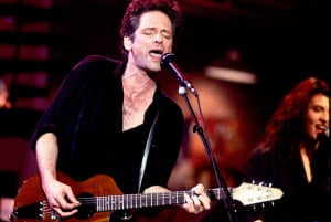 Lindsey Buckingham taping VH1 and PBS Centerstage on February 9th ...