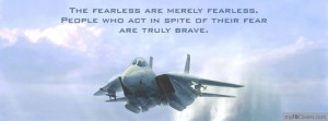 The Fearless Facebook Covers - myFBCovers