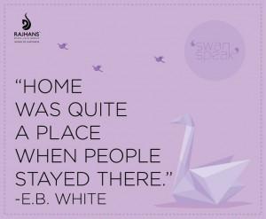 Quote by E.B. White