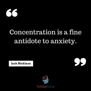 sports psycology quotes Jack Nicklaus psychology quotes