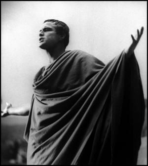 Mark Antony Speech Julius Caesar