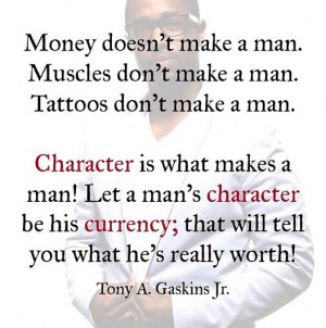 Relationship advice from Tony A. Gaskins Jr.'s Instagram
