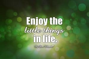 Enjoying Life Quotes Boolu