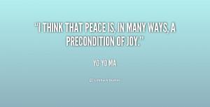 Yo Yo MA Quotes