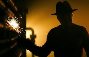 Jackie Earle Haley stars as Freddy Krueger in 'A Nightmare on Elm ...