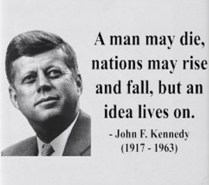 John F Kennedy Quotes Leadership John f kennedy quotes