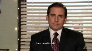 Michael scott quotes, best, famous, sayings, dead