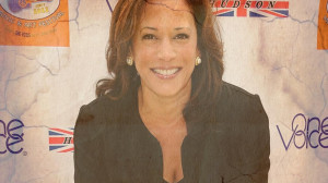 Kamala Harris HD Wallpaper