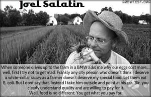Joel Salatin