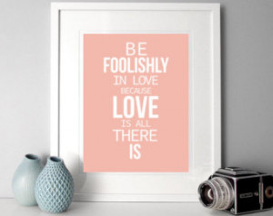quote, Rumi quote print, inspirational quote, In love quotes ...