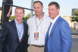 The best Troy Aikman quotes of the offseason, including his beef with ...