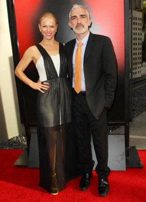 Lauren Bowles who plays Holly Cleary, Patrick Fischler Attend The ...