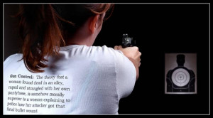 women and guns quotes