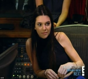 But it just gave her youngest daughters Kendall and Kylie the idea to ...