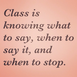 Classy celebrities live by this quote. Image Courtesy: Pinterest