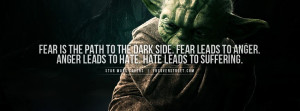 Yoda Quotes About Fear