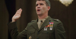 Daily Retro Pic: Oliver North at the Iran-Contra Hearings