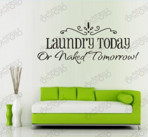 Word Wall Art Sticker DIY Decal Quotes Living Room Decoration Decor ...