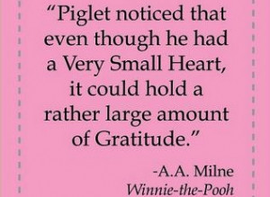 Winnie the Pooh quotes that will make you cherish life