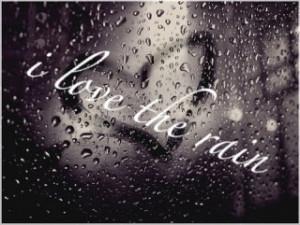 fine,rain,love,rain,quote,love,photograph ...