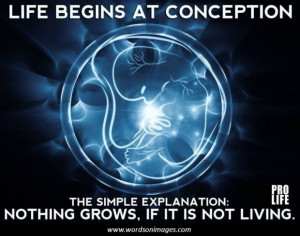 Pro life quotes