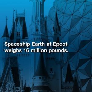 spaceship earth.