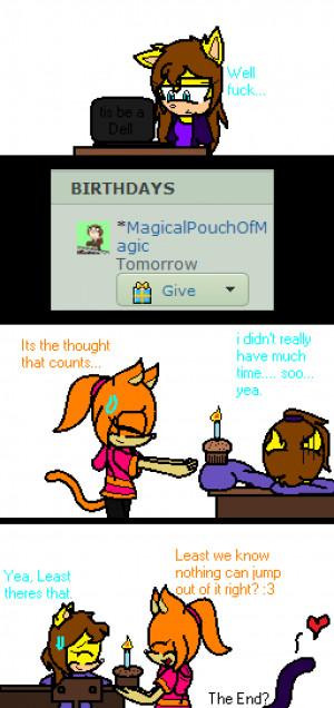 Someecards Happy Birthday...