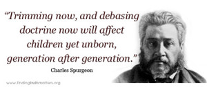 Charles Spurgeon, The Early Years (Autobiography)