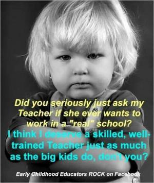 Early Childhood Educators Rock: Preschool Teaching Quotes, Ideas, Go ...