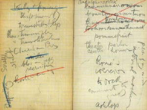 James Joyce...