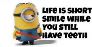 Funny Minion Pictures Quotes