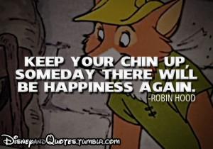 Robin Hood Disney Quotes Movie