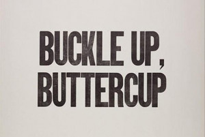 Funny Quotes Buckle...