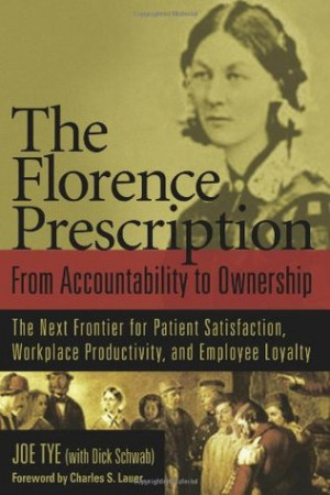 "Start by marking ""The Florence Prescription: From Accountability To ..."