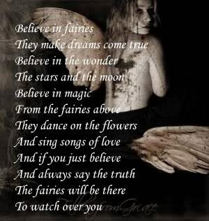 FANTASY FAIRY FAIRIES MYSTICAL MYSTIC DARK GOTHIC QUOTES SAYINGS ...